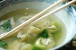 La soupe Wonton